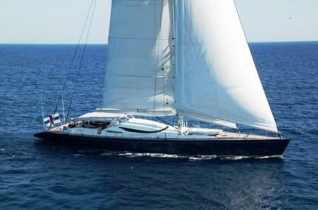 Sailing Yacht Mumu